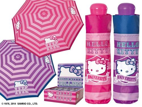Regenschime v. Hello Kitty