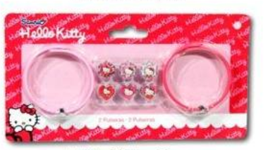 Armbandset von Hello Kitty