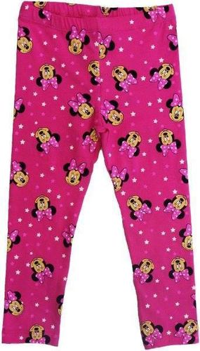 Minnie Maus Leggings mit Allover Print in lila oder pink