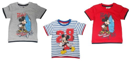 T-Shirts v. Mickey Maus