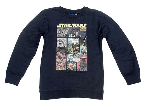 Sweatshirts v. Star Wars