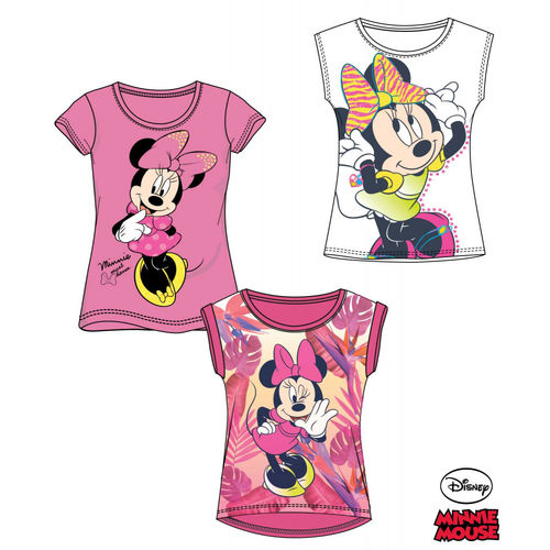 T-Shirts v. Minnie Maus