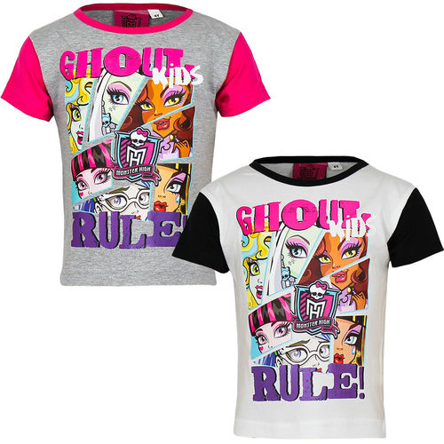 T-Shirt v. Monster High