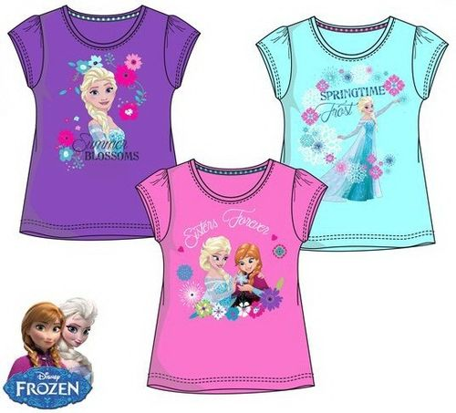 T-Shirts v. Frozen