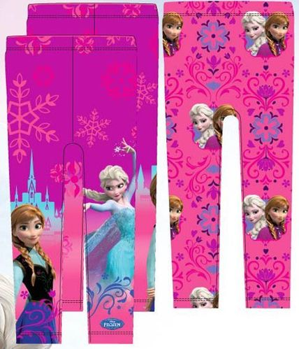 3/4 Leggings v. Frozen im Doppelpack