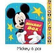 Stickerspender v. Mickey Maus