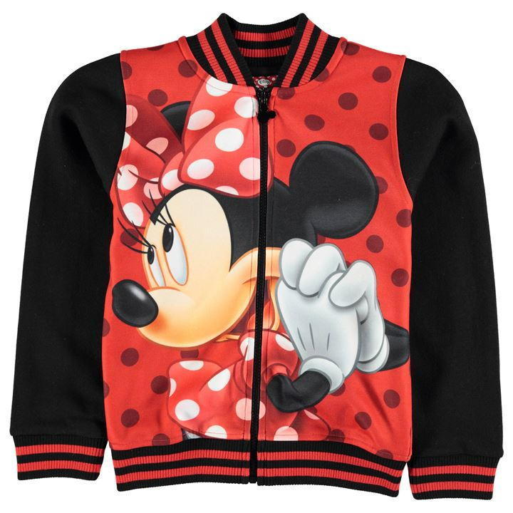 college jacke minnie mouse