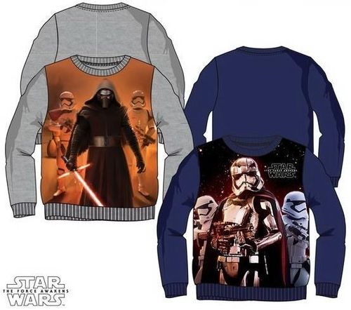 Warme Pullis von Star Wars
