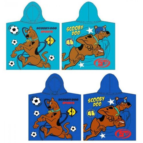 Badeponcho von Scooby Doo