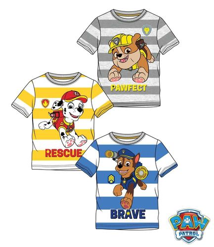 T-Shirts mit Chase, Rubble und Marshall
