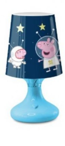 Mini LED Lampe v. Peppa Pig mit George