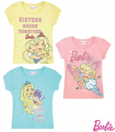 T-Shirts mit Barbie