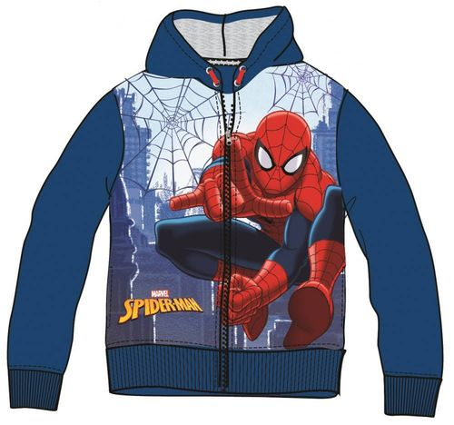 Sweatjacke von Spiderman