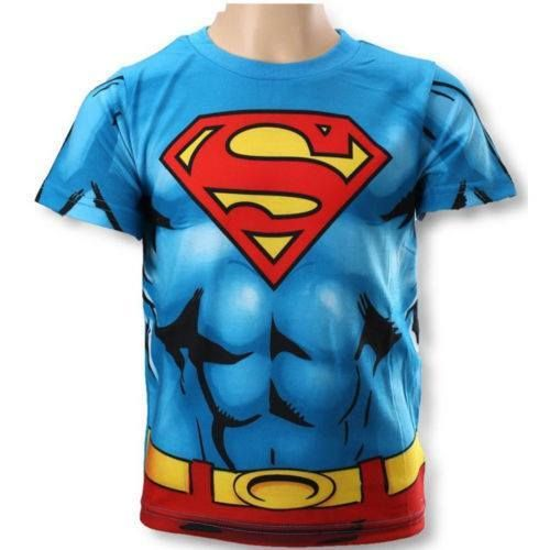 T-Shirt von Superman